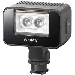 Sony HVL-LEIR1 Battery LED Video and Infrared Light - B&C Camera