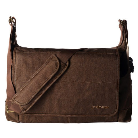 Cityscape 150 Courier Bag - Hazelnut Brown Cityscape 150 Courier Bag - Hazelnut Brown by Promaster at B&C Camera