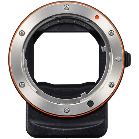 Sony A-Mount to E-Mount Lens Adapter by Sony at B&C Camera