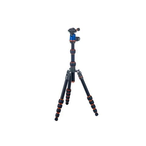 3 Legged Thing Punks Corey Magnesium Alloy Travel Tripod System with AirHed Neo