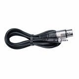 "Sennheiser CL 2 Transmitter Line Cable 1/8""-M to XLR-3F (4.9') - B&C Camera"