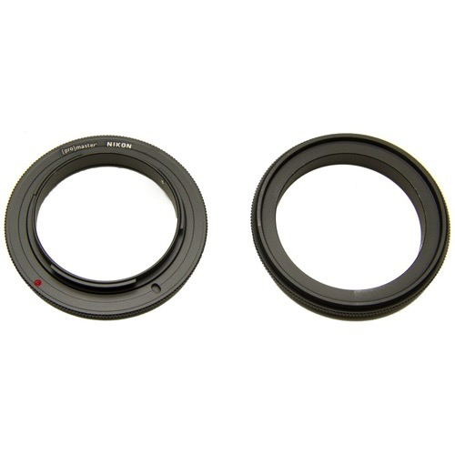 Promaster 58mm Lens Reverse Ring for Nikon by Promaster at bandccamera