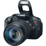 Canon EOS Rebel T5i EF-S 18–135mm IS STM Kit - B&C Camera - 3