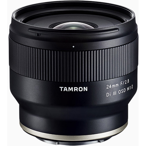 Tamron 24mm f/2.8 Di III OSD M 1:2 Lens for Sony