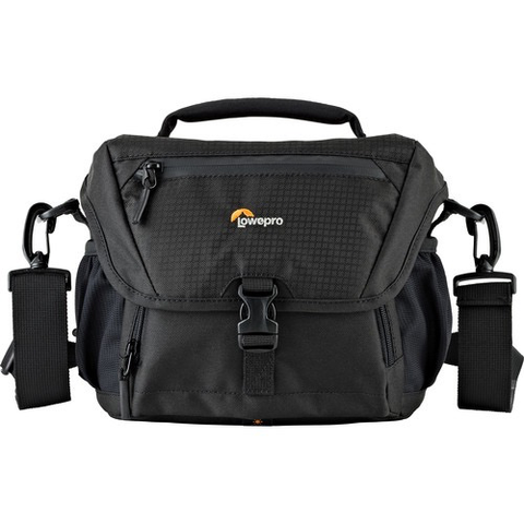 Lowepro Nova 160 AW II Camera Bag (Black) by Lowepro at B&C Camera