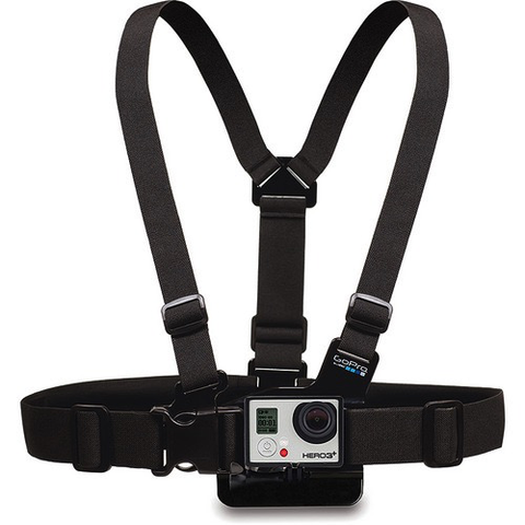 GoPro Chesty Chest Mount Harness by GoPro at bandccamera
