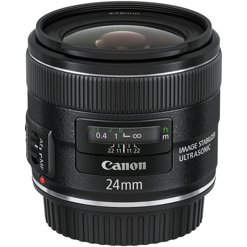 Canon EF 24mm f/2.8 IS USM by Canon at B&C Camera