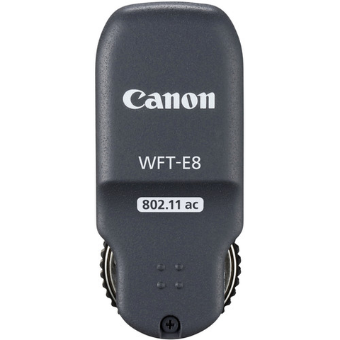Canon WFT-E8A Wireless File Transmitter for 1D-X Mark II - B&C Camera