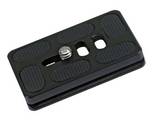 Induro PU60 Arca-Swiss Style Universal Quick Release Plate by Induro at B&C Camera