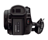 Sony FDR-AX100 4K Ultra HD Camcorder by Sony at bandccamera