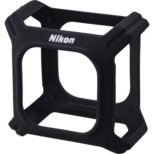 Nikon Black Silicone Jacket for KeyMission 360 Action Camera by Nikon at B&C Camera