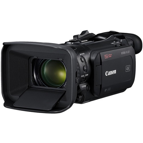 Canon Vixia HF G60 UHD 4K Camcorder by Canon at B&C Camera
