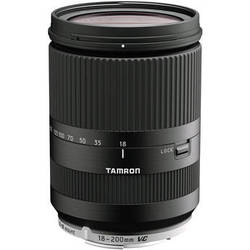Tamron 18-200mm f/3.5-6.3 Di III VC Lens for Canon E-M Mount (Black) - B&C Camera