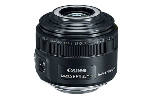 Canon EF-S 35mm f/2.8 Macro IS STM by Canon at B&C Camera
