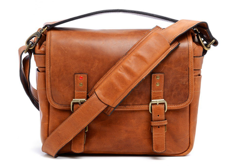 ONA The Berlin II Camera Bag (Vintage Bourbon) by ONA BAGS at B&C Camera
