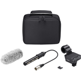 Sony XLR-K2M XLR Adapter Kit with Microphone by Sony at bandccamera