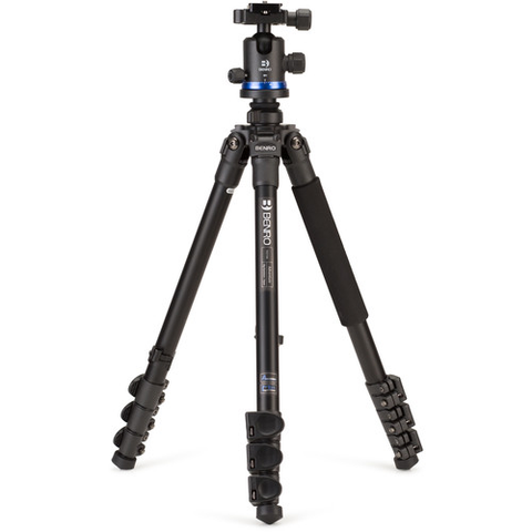 Benro TAD18AIB1 Series 1 Adventure Aluminum Tripod with B1 Ball Head by Benro at B&C Camera