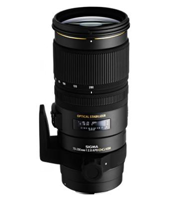 Sigma APO 70-200mm F2.8 EX DG OS HSM Lens for Canon - B&C Camera