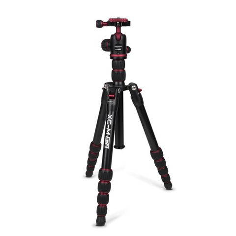Promaster XC-M 522K Professional Tripod (Red) - Kit with Head