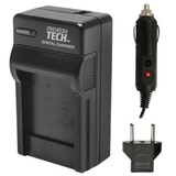 Premium Tech PT-59 Travel Charger for Sony NP-FW50 Battery - B&C Camera