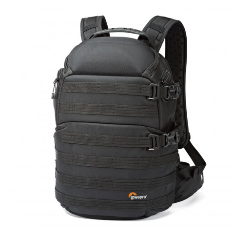 Lowepro ProTactic 350 AW Backpack (Black) by Lowepro at bandccamera