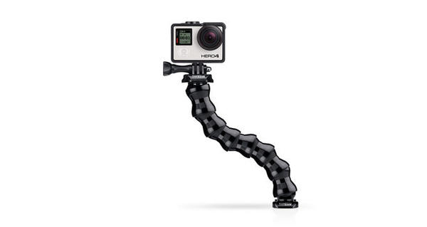 GoPro Gooseneck by GoPro at bandccamera