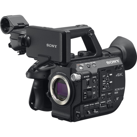 Sony PXW-FS5 XDCAM Super 35 Camera System by Sony at B&C Camera