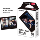 FujiFilm Instax Mini Black Frame Film 1 Pack