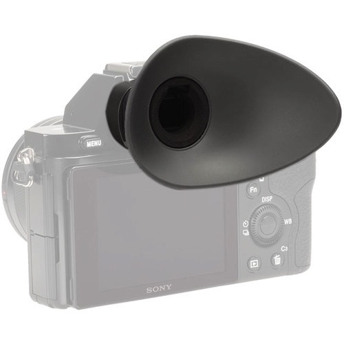Hoodman Glasses Model Hoodeye Eyecup HEYESG for Sony Alpha Series a7, a7II, a7R, a7S - B&C Camera