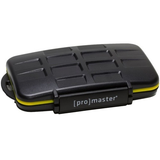 Promaster Weatherproof Extreme SD/MSD Memory Card Storage Case - B&C Camera - 2