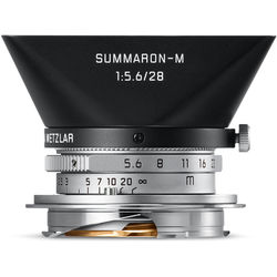 Leica Summaron-M 28mm f/5.6 Lens by Leica at bandccamera