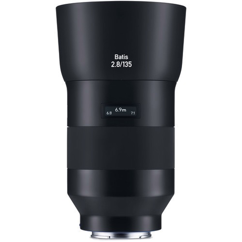 Zeiss Batis 135mm f/2.8 Lens for Sony E Mount by Zeiss at bandccamera