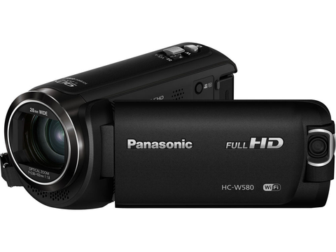 Panasonic HC-W580K Full HD Camcorder by Panasonic at bandccamera