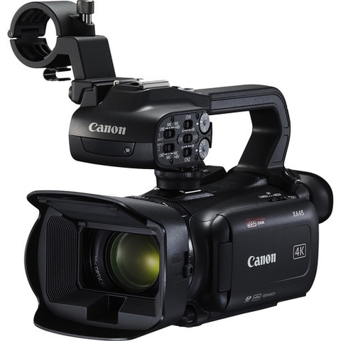 Canon XA45 Professional UHD 4K Camcorder by Canon at B&C Camera