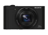 Sony Cyber-shot DSC-WX500 Digital Camera (Black) by Sony at B&C Camera