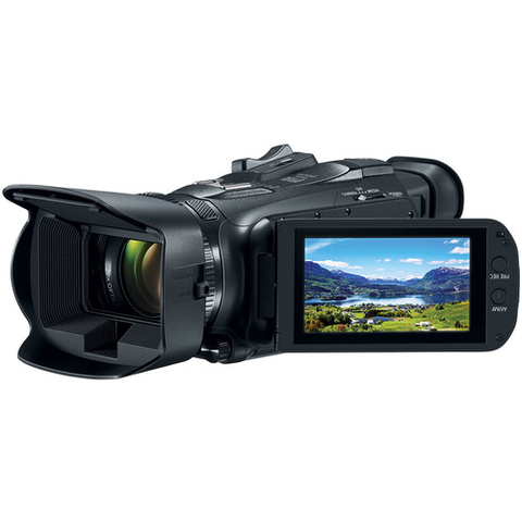 Canon Vixia HF G50 UHD 4K Camcorder (Black) by Canon at B&C Camera