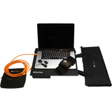 Tether Tools Pro Tethering Kit with USB 3.0 Type-A Male to Micro-USB 10-Pin Right-Angle Male Cable