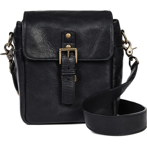 ONA Bond Street Leather Camera Bag (Black) by ONA BAGS at bandccamera