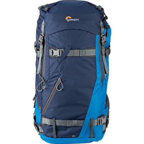 Lowepro Powder Backpack 500 AW (Midnight and Horizon blue) by Lowepro at bandccamera
