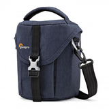 Lowepro Scout SH 100 AW Mirrorless Camera Bag (Slate Blue) - B&C Camera