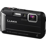 Panasonic Lumix DMC-TS30 Digital Camera (Black) by Panasonic at B&C Camera