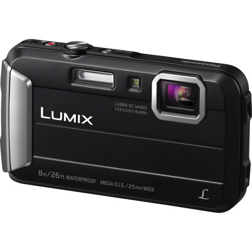 Panasonic Lumix DMC-TS30 Digital Camera (Black)