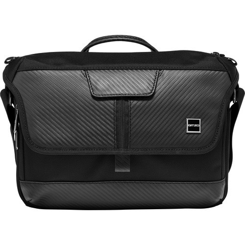Gitzo Century Camera Compact Messenger Bag (Black) by Gitzo at bandccamera