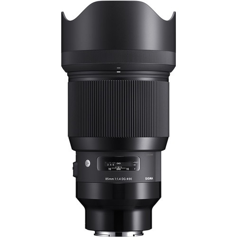 Sigma 85mm F1.4 Art DG HSM L-Mount by Sigma at bandccamera