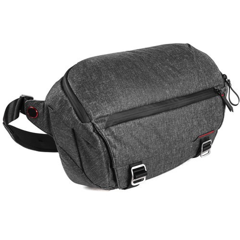 Peak Design Everyday Sling (10L, Charcoal) by Peak Design at B&C Camera
