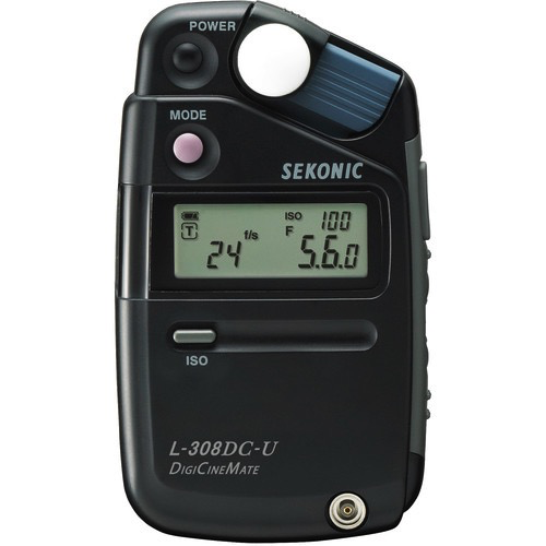 Sekonic L-308DC-U DigiCineMate Light Meter