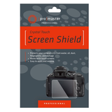 Promaster Crystal Touch Screen Shield - Sony A7C, A7RIV, A7III, A7RIII, A9, A9II A7II, A7RII, A7SII