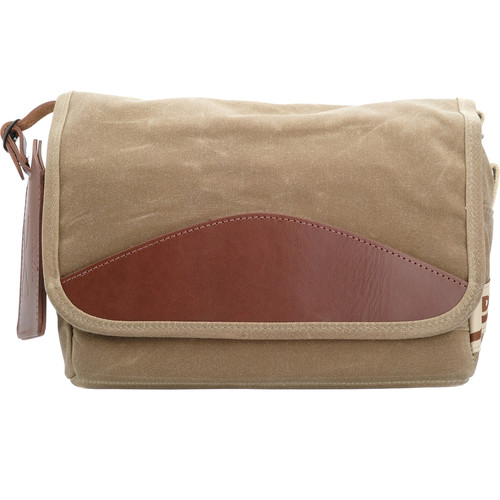 Fujifilm Domke F-5XB Camera Bag (Tan) by Fujifilm at B&C Camera