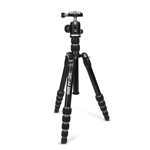 Promaster XC-M 522K Professional Tripod (Silver) - Kit with Head by Promaster at B&C Camera