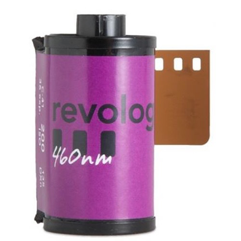 REVOLOG 460nm 200 Color Negative Film (35mm Roll Film, 36 Exposures)